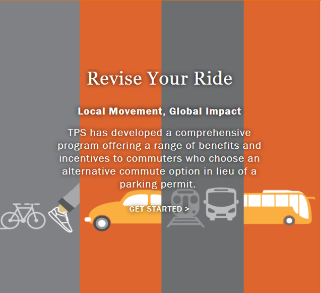 revise your ride infographic